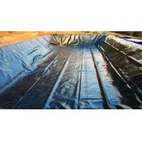 Best 0.8mm smooth hdpe plastic geomembrane wholesale