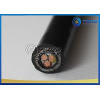 Best Low Voltage Steel Wire Armored Cable 3 Core 2.5mm2 Plain Annealed Copper Conductor wholesale