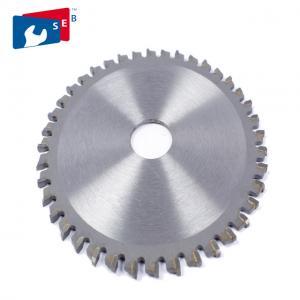 Best 180mm TCT Metal Cutting Fine Cut Circular Saw Blade With Circular Disc wholesale