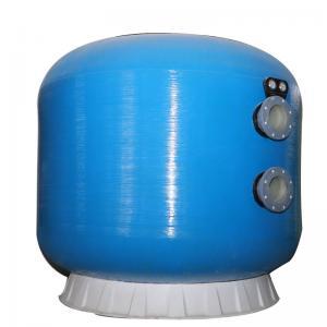 1665 Water Filter Treatment Fiberglass Pressure Vessel FRP Tank