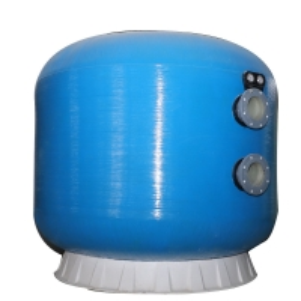 Cheap 1665 Water Filter Treatment Fiberglass Pressure Vessel FRP Tank for sale