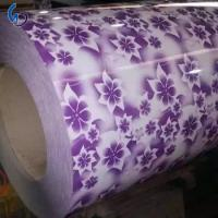 Best Color Coated Cold Rolled Prepainted Galvanized Steel Coil PPGI wholesale