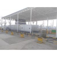 Best Top To Bottom X Ray Vehicle And Cargo Inspection System For Parking Lot Entrance wholesale