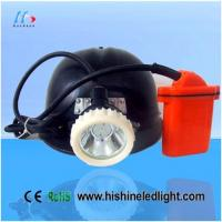 Best 1W 4.2V / 500mA Cree Red LED IP65 Mining Headlamps With 50000H Long Life (HS-H10W04) wholesale