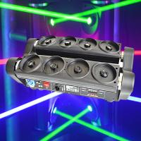 Best Wholesale Price Pro Stage Lighting 8 Eyes RGB Spider Beam Moving Laser Light wholesale