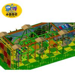 Best Amusement Zone Kids Indoor Playground Equipment European Standards Anti - Static wholesale