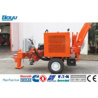 China Transmission Line Stringing Equipment TY30D Engine Deutz Air Cooled Hydraulic Puller on sale