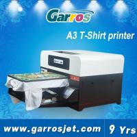 Best black colorful white garment digital t shirt printing machine printer price wholesale