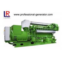 Best Low Gas Consumption 50kw Natural Gas Generators with Brushless Electric Start wholesale