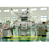 Buy cheap Servo / Electric Driven 3 - In - 1 Linear Filling Machine Easy To Operate product