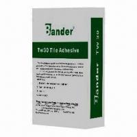 Buy cheap Tile Adhesive, Specially Formulated Cement-based Adhesive, Used for Fixing from wholesalers