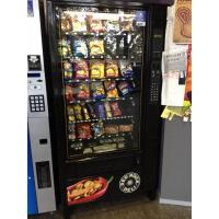 China Small Candy Vending Machine with 5 spiral delivered channels on sale