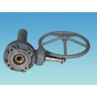 China Gate Valve Gear Operator Cast Steel Gearbox For Use On Linear - Motion Valves Protection grade IP67 on sale