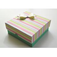 Best Customized Luxury Paper Gift Box , Recycled Paper Drawer Box wholesale