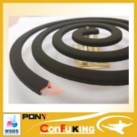 Mosquito killer best selling 125mm 140mm 145mm black mosquito coil in China