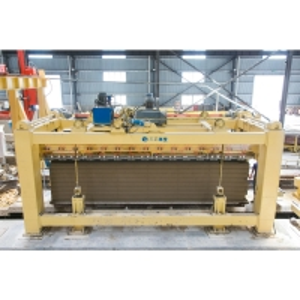Best SGS vertical horizontal Cross Cutting Machine wholesale