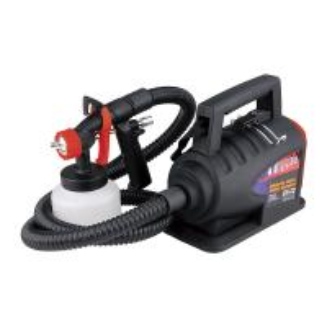 China Paint Sprayer, 550 Watt High Power HVLP Home Electric Paint Spray Gun with 3 Spray Patterns and Adjustable Va on sale