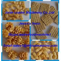 Best Best quality Automatic Screw/shell/chips frying food extrusion machine wholesale
