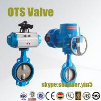 Best double acting pneumatic butterfly valve or electric actuator butterfly valve wholesale