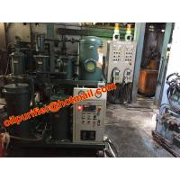 Best Fixed and mobile type hydraulic oil treatment plant, gear oil purifier, oil flushing system for hydroturbine 600l/h wholesale