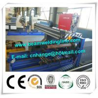 Best CNC Plasma Cutting Machine For Sheet And Pipe , Pipe Profile Plasma Cutting Machine wholesale