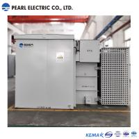 Best 35 kv 2400 kva padmounted transformer with completely insulation wholesale