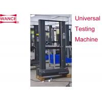China 30kN Tensile Testing Machine For Trapezoid Tearing Strength Of Geotextiles on sale
