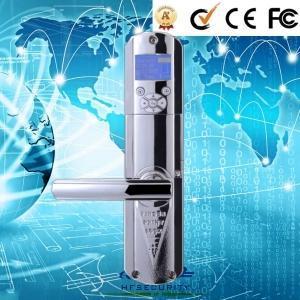 Best Finger Print Safe Door Lock (HF-LE211) , The Digital Mortise Lock for Outdoor, Indoor wholesale