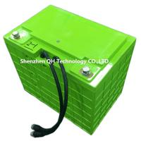 China Portable12V 120AH Lifepo4 Battery Pack Lithium Iron Phosphate For Solar/Wind Power Energy Storage on sale