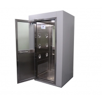 Best Pharmaceutical GMP Standard Clean Room Air Showers Tunnel With High Efficiency Filters wholesale