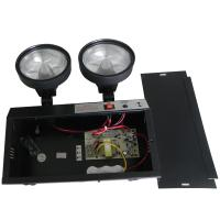 Symphony Twin Wall Lights : Details of Non maintained Wall Surface Mounted Twin Spot Emergency Lights with PS Diffuser ...