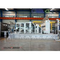 Stiff Waddings And Glue-free / Thermal Bonded Waddings Carding Machine Width 2500MM