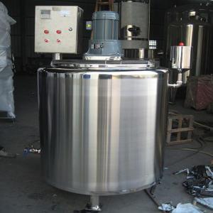 Best 100L Milk & food machinery Mixing tank wholesale