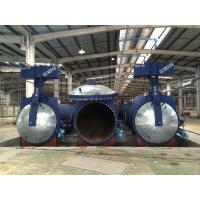 Best Saturated Steam Industrial Pressure Vessel for AAC , High Temperature wholesale