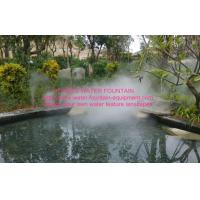 Best Artificial Fog Water Fountain Project Cold Fogging Machine For Making Mist wholesale