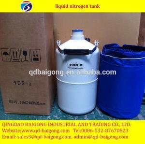Best YDS-20 nitrogen containers,liquid nitrogen tank,liquid nitrogen dewar wholesale