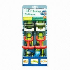 Best Ratchet Tie Down Strap, Nice Elasticity wholesale