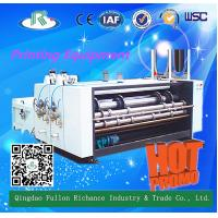 China High Efficient 1 Series Flexo Corrugated Board Printing Machine on sale