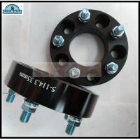 Best Black Wheel Spacer Adapters Aluminum Black Wheel Spacer Fits Tacoma Lexus wholesale
