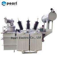 Buy cheap 2000kVA 35kV Power Transformer In Oil Way / Oil Cooled Transformers from wholesalers