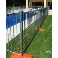 Best Unique Design Hot Sales Removable Plastic/Vinyl/PVC Temporary Fence /Portable Fence wholesale