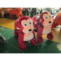 Best Sibo Monkey Petting Zoo For Birthday Parties Animal Riding Games Walking Ride On Toy wholesale