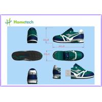 China Sneaker Customized USB Flash Drive FileTransfer , Personalized Flash Drives outdoor sport shoes on sale