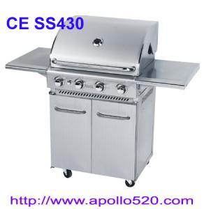 Best Premium 4 Burner Gas Barbeque Grill wholesale