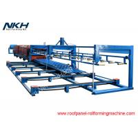 Best High Speed Roof Panel Roll Forming Machine , Metal Roof Making Machine wholesale