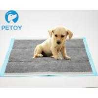 Best Eco Friendly  Pet Toilet Training Pads Bamboo - Charcoal  Customized Size wholesale
