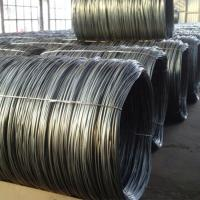 Best SWRH82B SWRH70B Hot Rolled Steel Wire Rod For Construction Material wholesale