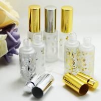 Cheap Perfume bottle screen printing bronzing,High temperature screen printing of for sale