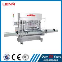 China Automatic Hand Gel Shower Gel Hand Soap Filling Machine Filling Line Packing Line 100ml 200ml 500ml on sale