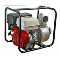 China Honda Power Gasoline Water Pump , WP40H GX270 9HP 4 Inch Self Priming Water Pump on sale
